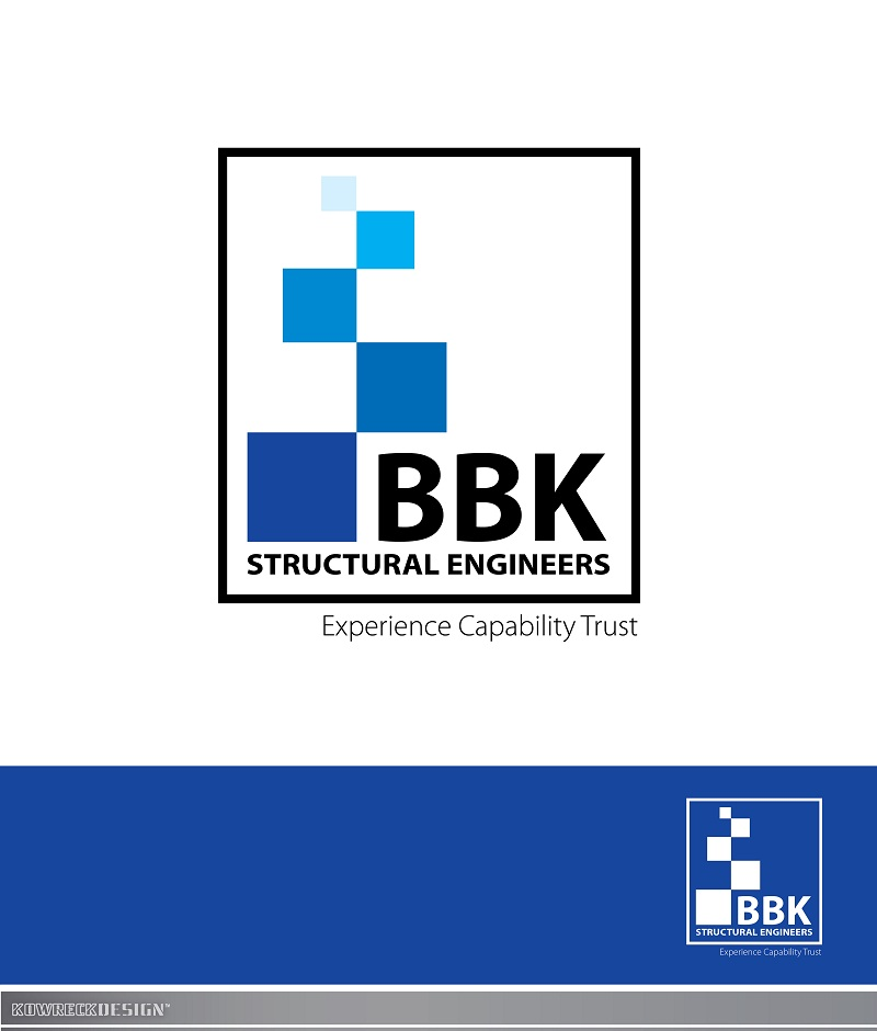 Logo Design by kowreck - Entry No. 31 in the Logo Design Contest Logo Design Needed for Exciting New Company BBK Consulting Engineers.