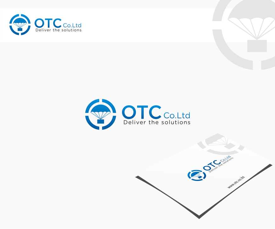 Logo Design by graphicleaf - Entry No. 110 in the Logo Design Contest Unique Logo Design Wanted for OTC Co.,Ltd..