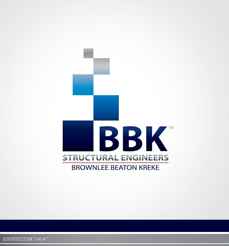 Logo Design by kowreck - Entry No. 32 in the Logo Design Contest Logo Design Needed for Exciting New Company BBK Consulting Engineers.