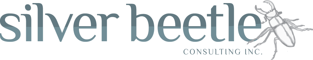 Logo Design by Alexandra Egan - Entry No. 120 in the Logo Design Contest Silver Beetle Consulting Inc. Logo Design.