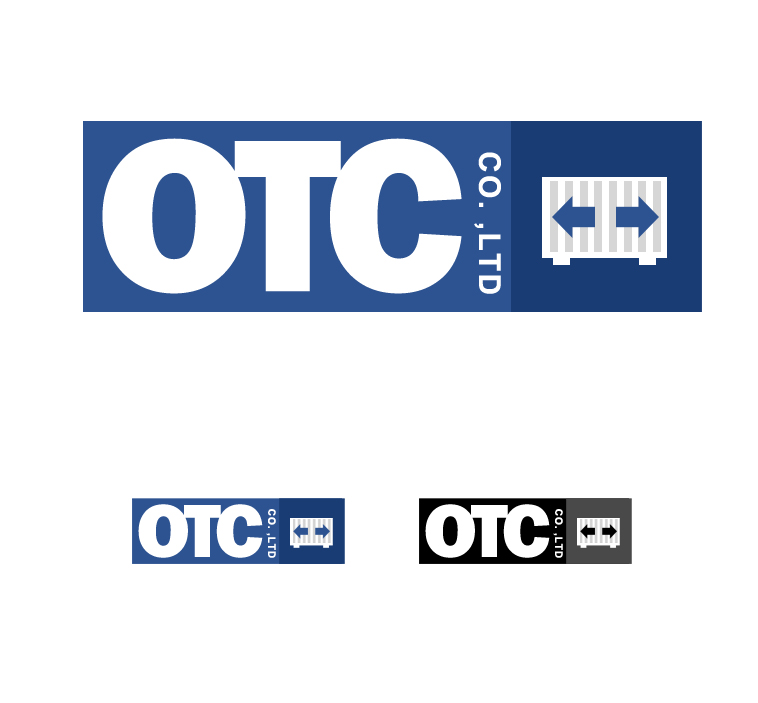 Logo Design by elmd - Entry No. 116 in the Logo Design Contest Unique Logo Design Wanted for OTC Co.,Ltd..