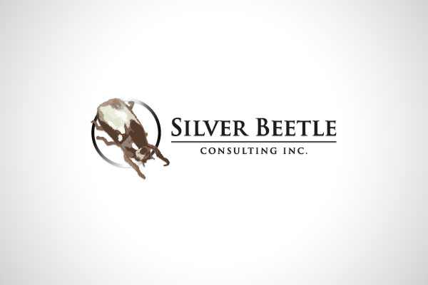 Logo Design by j2kadesign - Entry No. 129 in the Logo Design Contest Silver Beetle Consulting Inc. Logo Design.