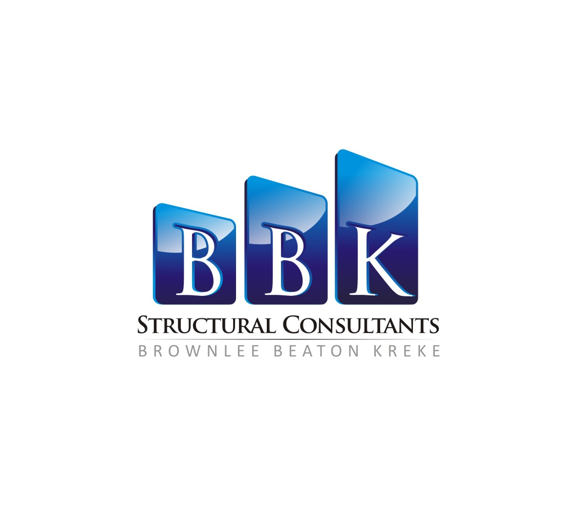 Logo Design by Reivan Ferdinan - Entry No. 40 in the Logo Design Contest Logo Design Needed for Exciting New Company BBK Consulting Engineers.