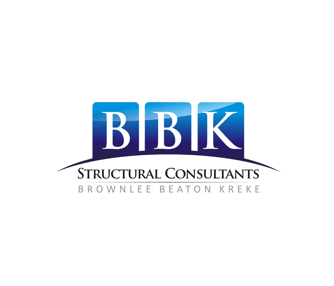Logo Design by Reivan Ferdinan - Entry No. 41 in the Logo Design Contest Logo Design Needed for Exciting New Company BBK Consulting Engineers.