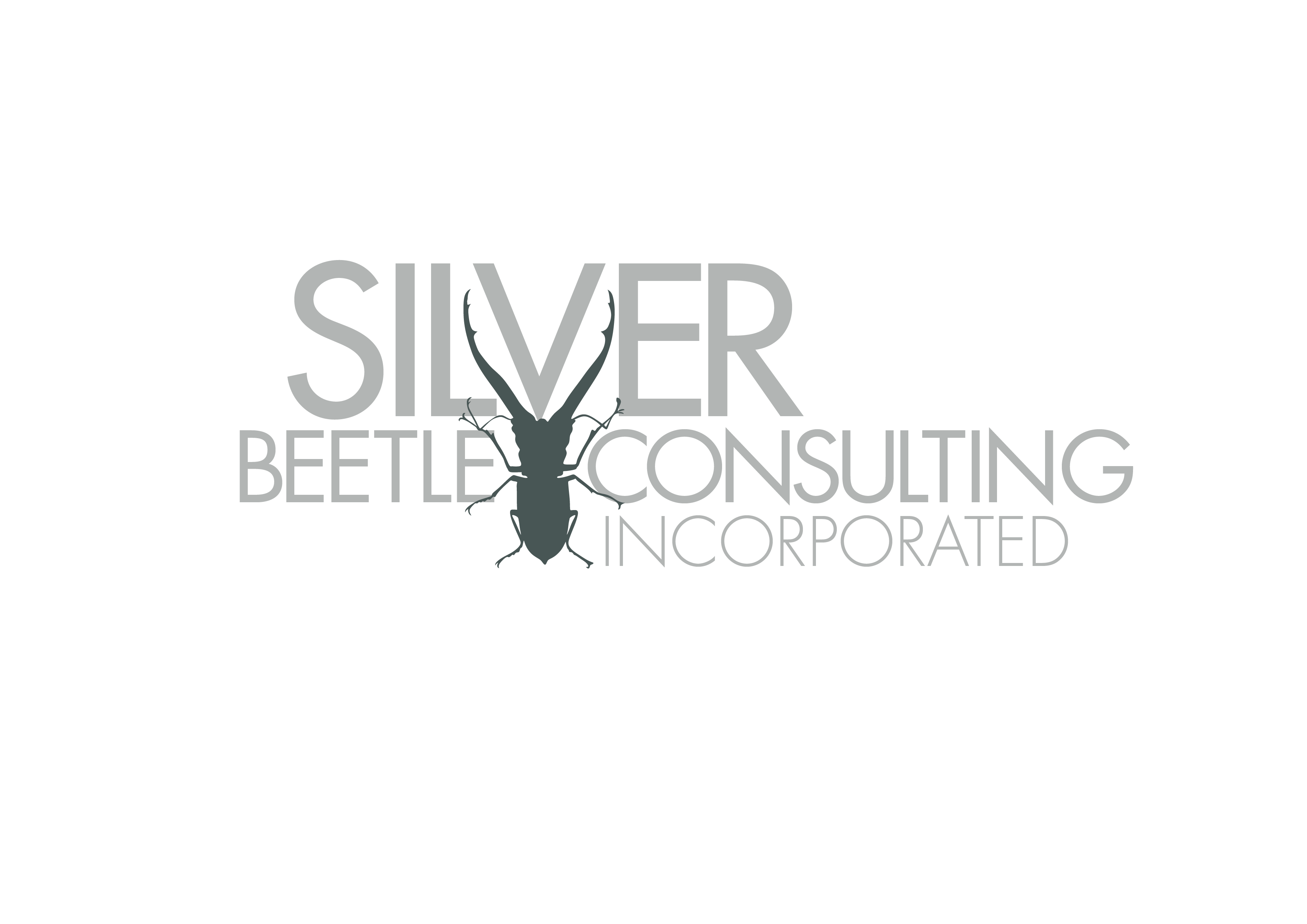 Logo Design by Private User - Entry No. 131 in the Logo Design Contest Silver Beetle Consulting Inc. Logo Design.