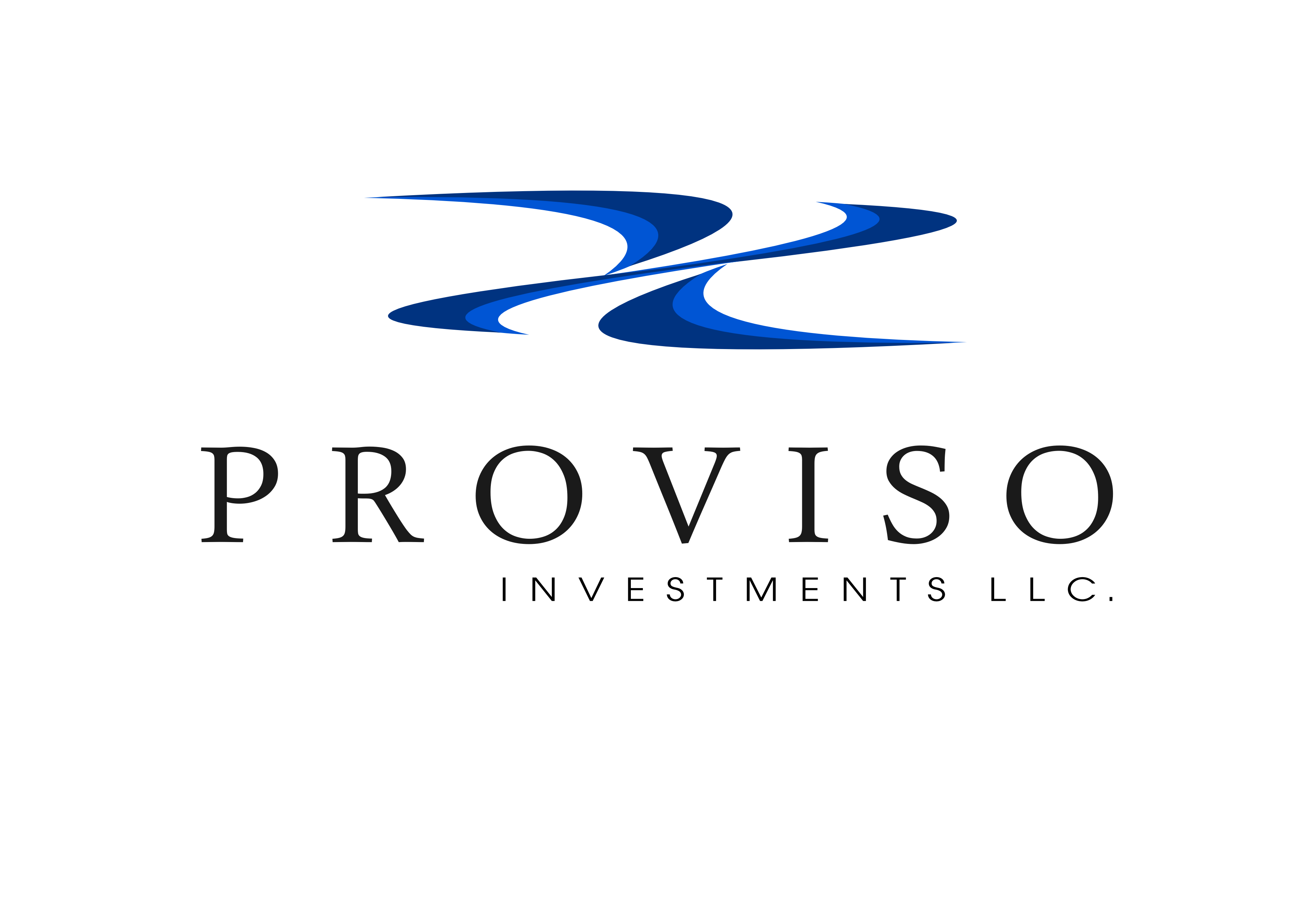 Logo Design by whoosef - Entry No. 34 in the Logo Design Contest New Logo Design for PROVISO INVESTMENTS,LLC.