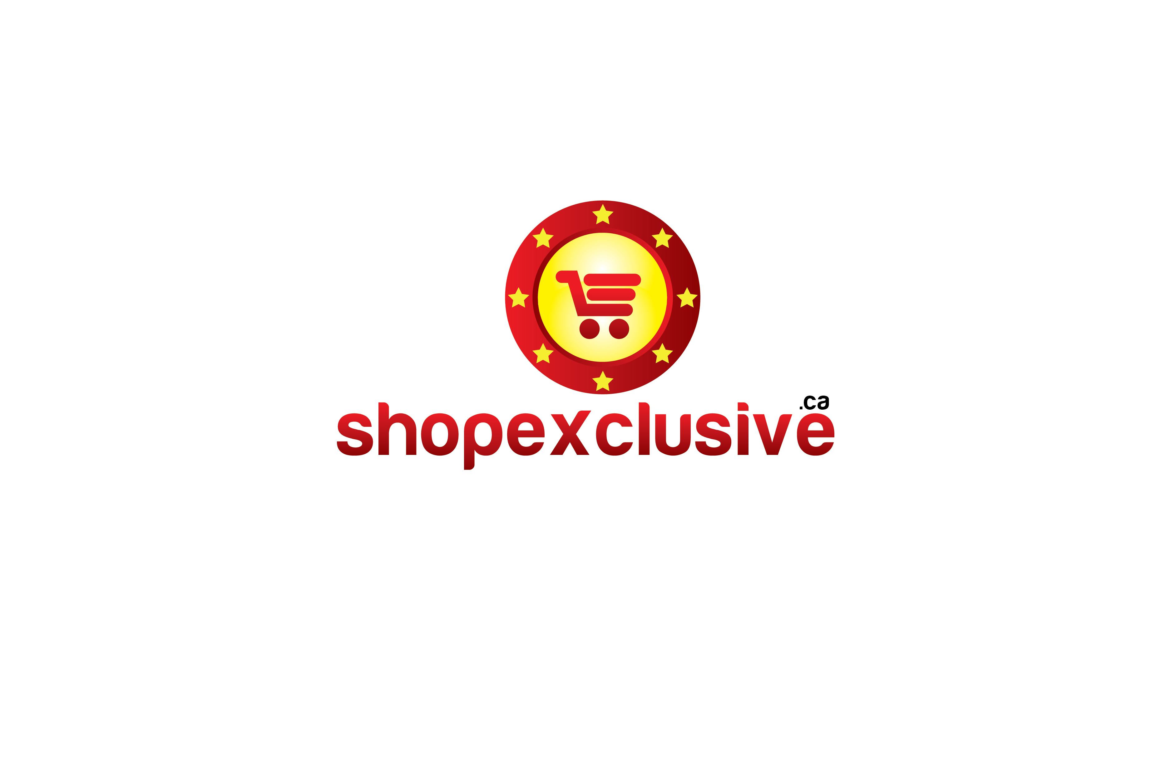 Logo Design by Private User - Entry No. 20 in the Logo Design Contest Logo Design needed for branding exciting new company:  ShopExclusive.ca.