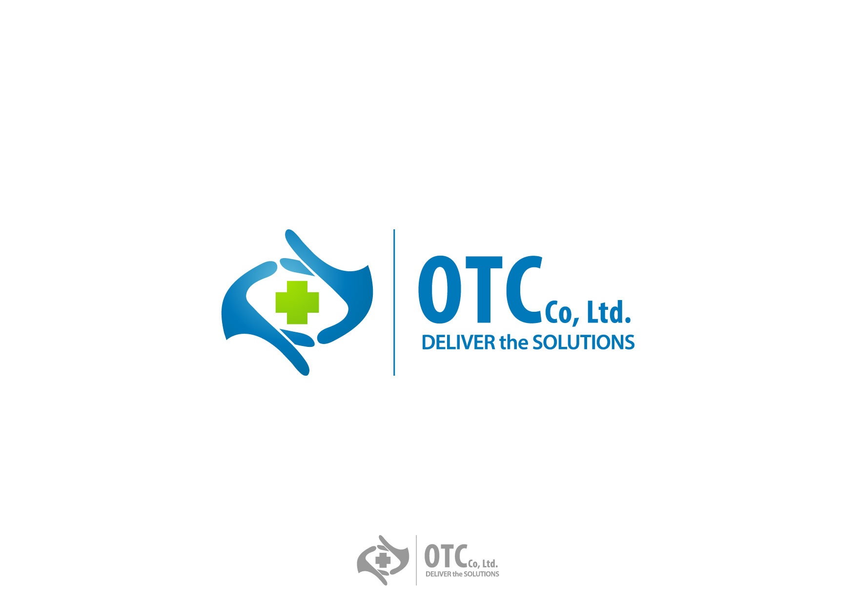 Logo Design by Nurgalih Destianto - Entry No. 120 in the Logo Design Contest Unique Logo Design Wanted for OTC Co.,Ltd..