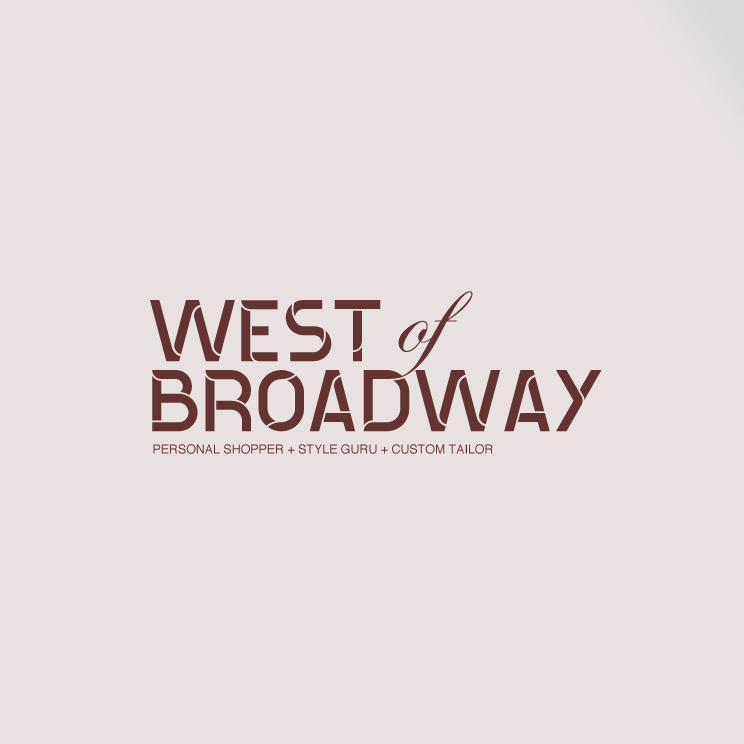 Logo Design by Utkarsh Bhandari - Entry No. 50 in the Logo Design Contest Unique Logo Design Wanted for West of Broadway.