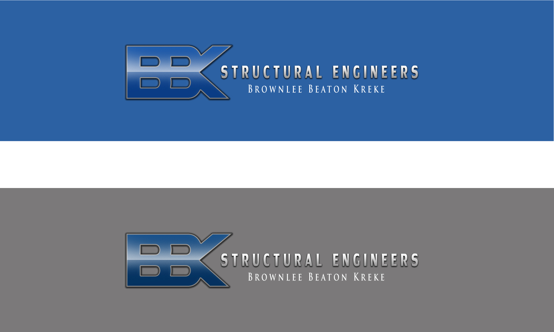 Logo Design by 3draw - Entry No. 54 in the Logo Design Contest Logo Design Needed for Exciting New Company BBK Consulting Engineers.