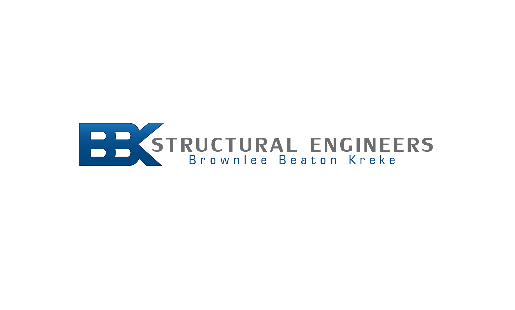 Logo Design by 3draw - Entry No. 56 in the Logo Design Contest Logo Design Needed for Exciting New Company BBK Consulting Engineers.