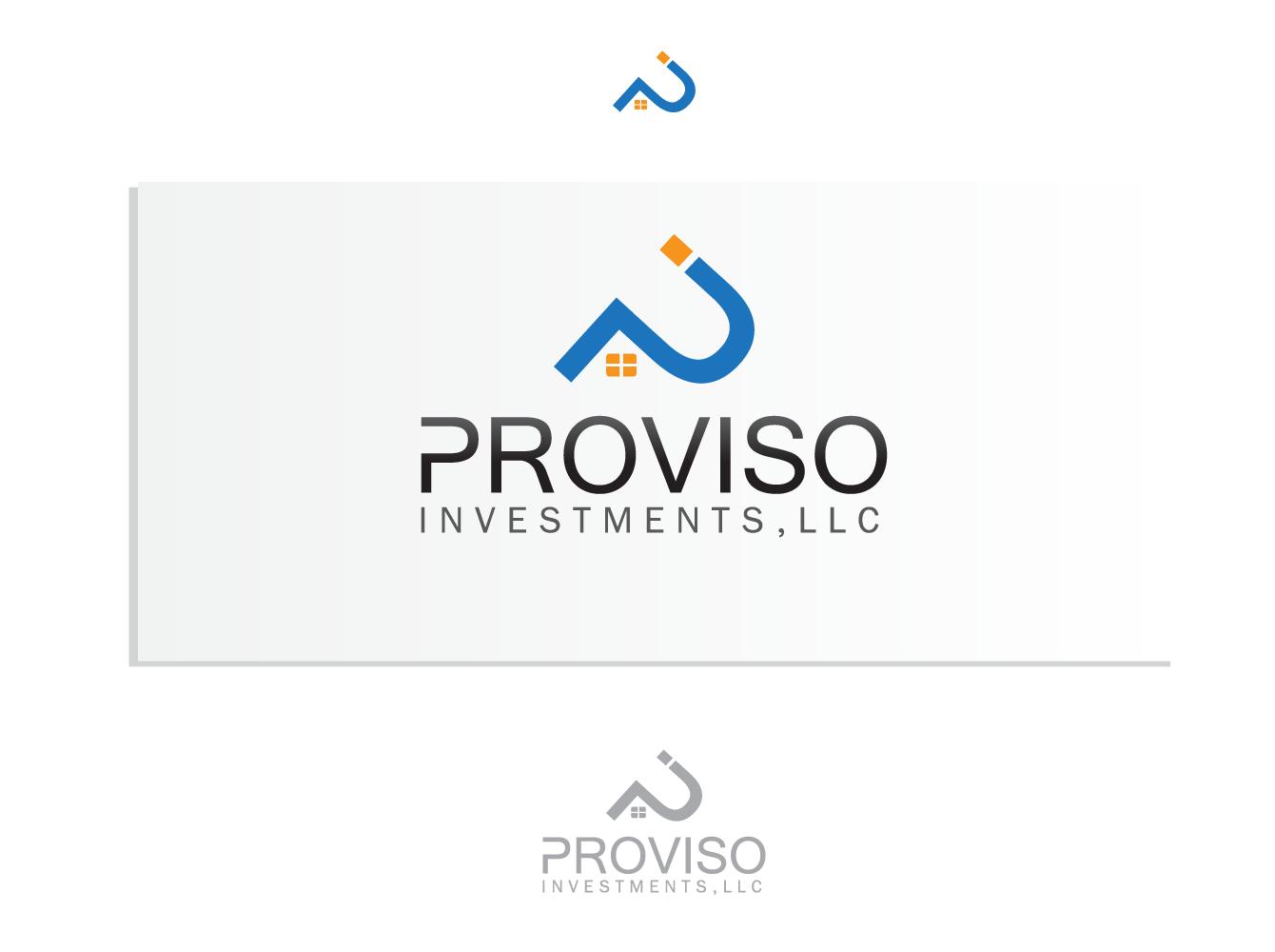 Logo Design by Andi Muhtasyam - Entry No. 53 in the Logo Design Contest New Logo Design for PROVISO INVESTMENTS,LLC.