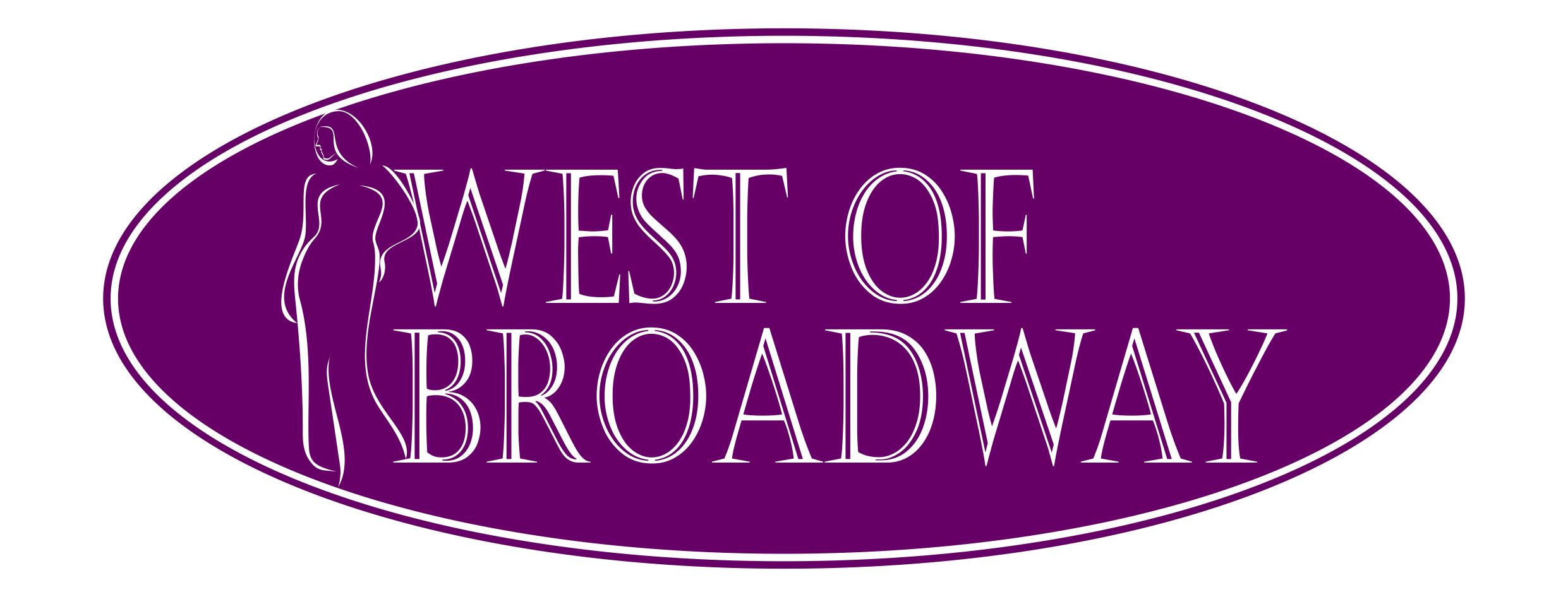 Logo Design by Yohanes Yunianto - Entry No. 56 in the Logo Design Contest Unique Logo Design Wanted for West of Broadway.