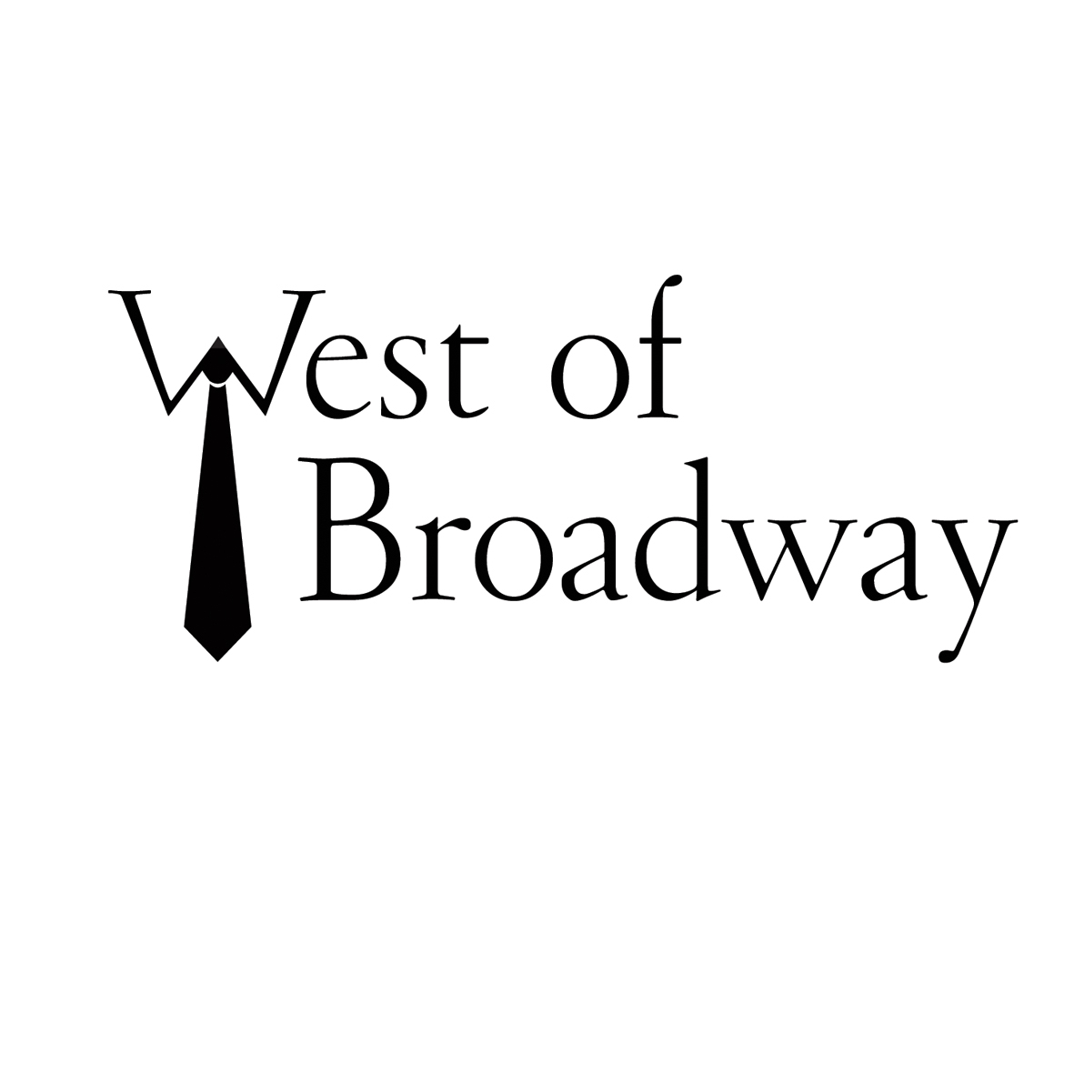 Logo Design by mersina - Entry No. 59 in the Logo Design Contest Unique Logo Design Wanted for West of Broadway.