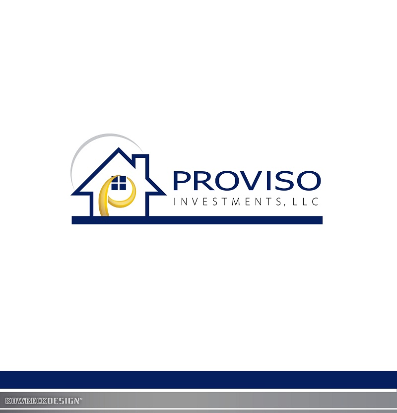 Logo Design by kowreck - Entry No. 68 in the Logo Design Contest New Logo Design for PROVISO INVESTMENTS,LLC.