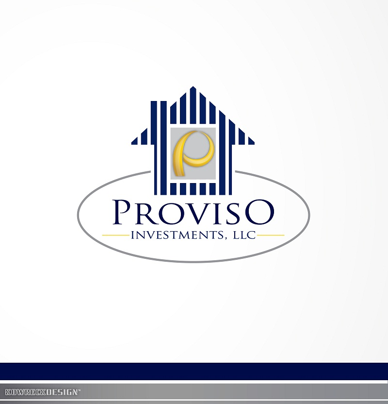 Logo Design by kowreck - Entry No. 71 in the Logo Design Contest New Logo Design for PROVISO INVESTMENTS,LLC.