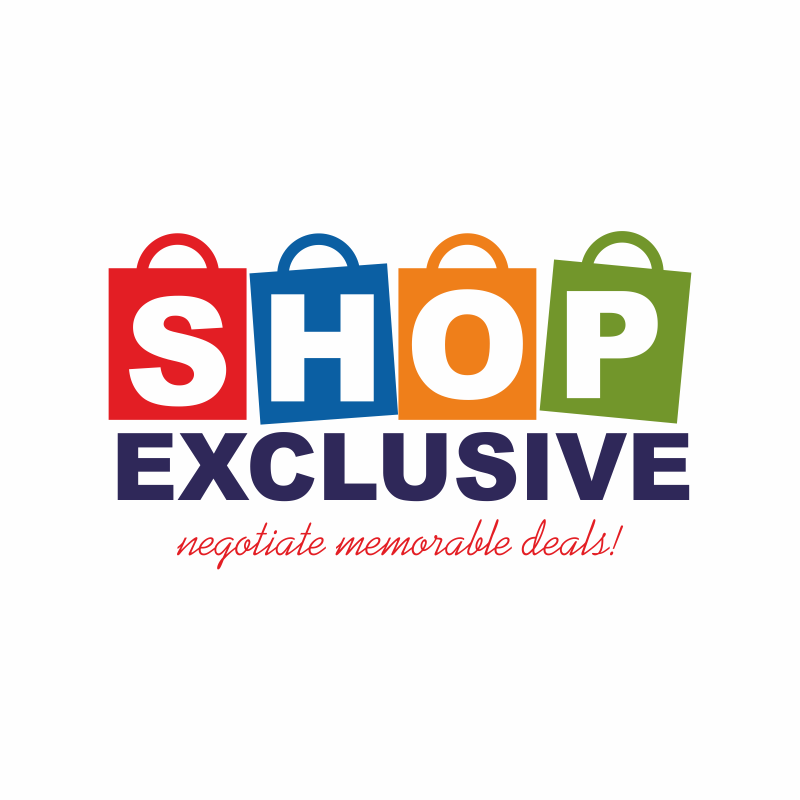 Logo Design by montoshlall - Entry No. 41 in the Logo Design Contest Logo Design needed for branding exciting new company:  ShopExclusive.ca.
