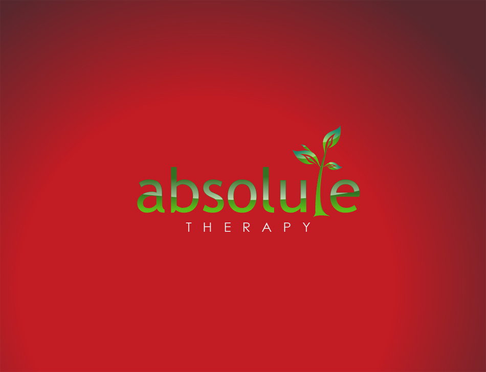 Logo Design by khraine - Entry No. 128 in the Logo Design Contest Absolute Therapy.