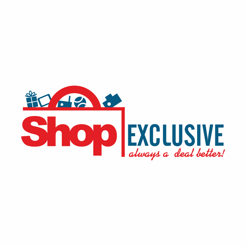 Logo Design by montoshlall - Entry No. 43 in the Logo Design Contest Logo Design needed for branding exciting new company:  ShopExclusive.ca.