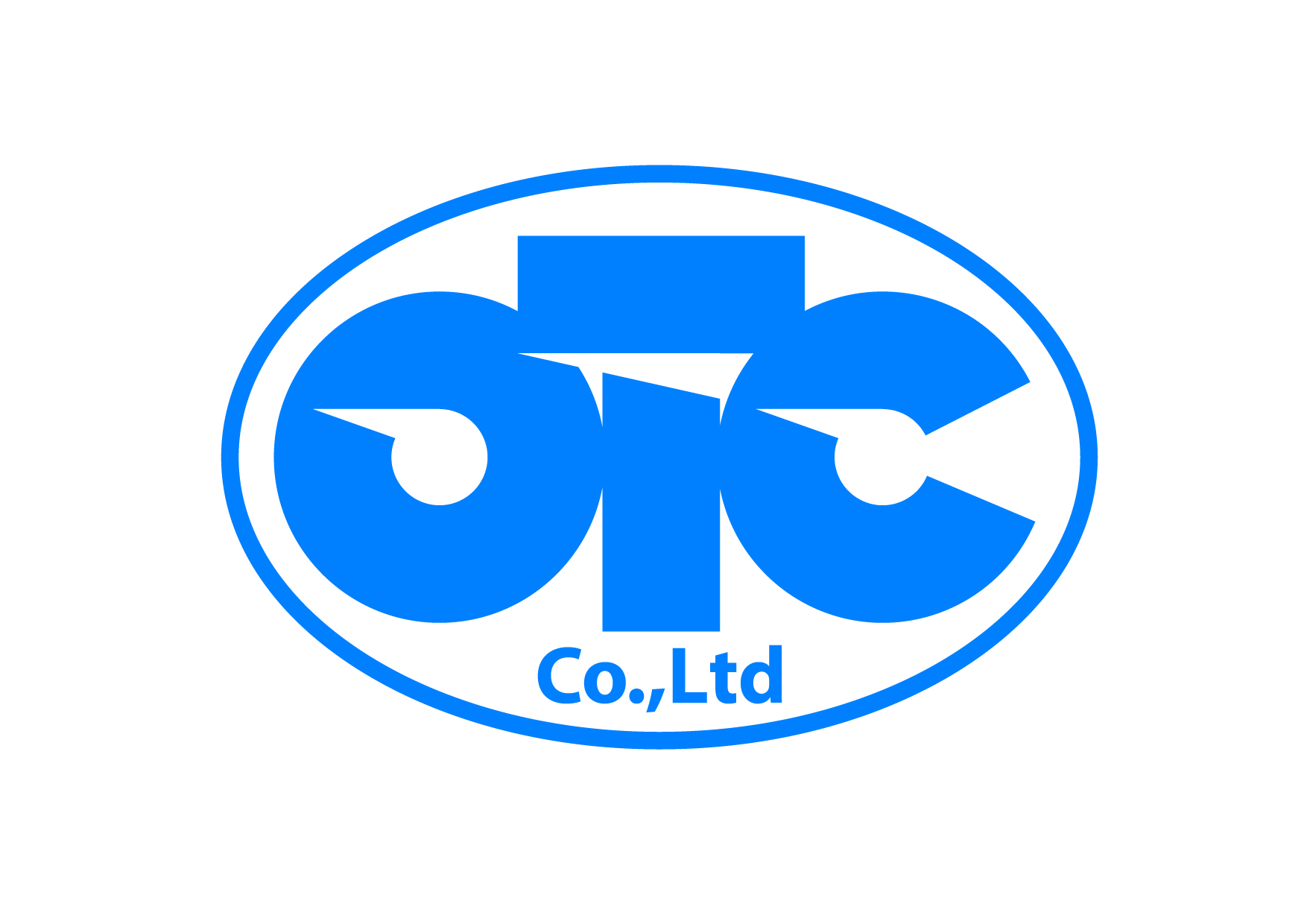 Logo Design by Wilfredo Mendoza - Entry No. 128 in the Logo Design Contest Unique Logo Design Wanted for OTC Co.,Ltd..