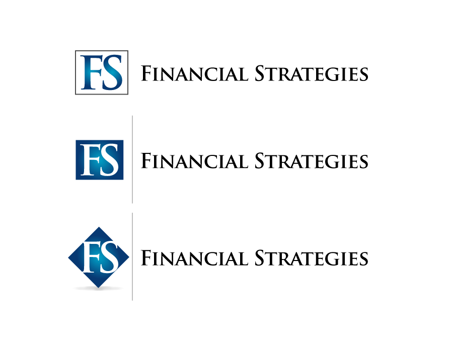 Logo Design by Shahrul Nizam - Entry No. 116 in the Logo Design Contest Logo Design Needed for Exciting New Company FS Financial Strategies.