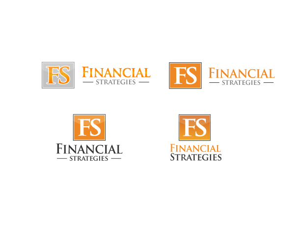 Logo Design by Shahrul Nizam - Entry No. 117 in the Logo Design Contest Logo Design Needed for Exciting New Company FS Financial Strategies.