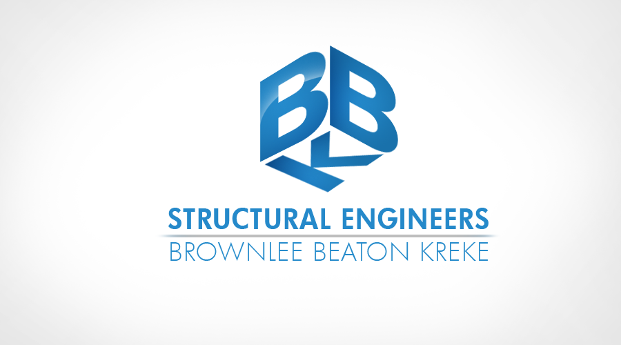 Logo Design by Private User - Entry No. 77 in the Logo Design Contest Logo Design Needed for Exciting New Company BBK Consulting Engineers.