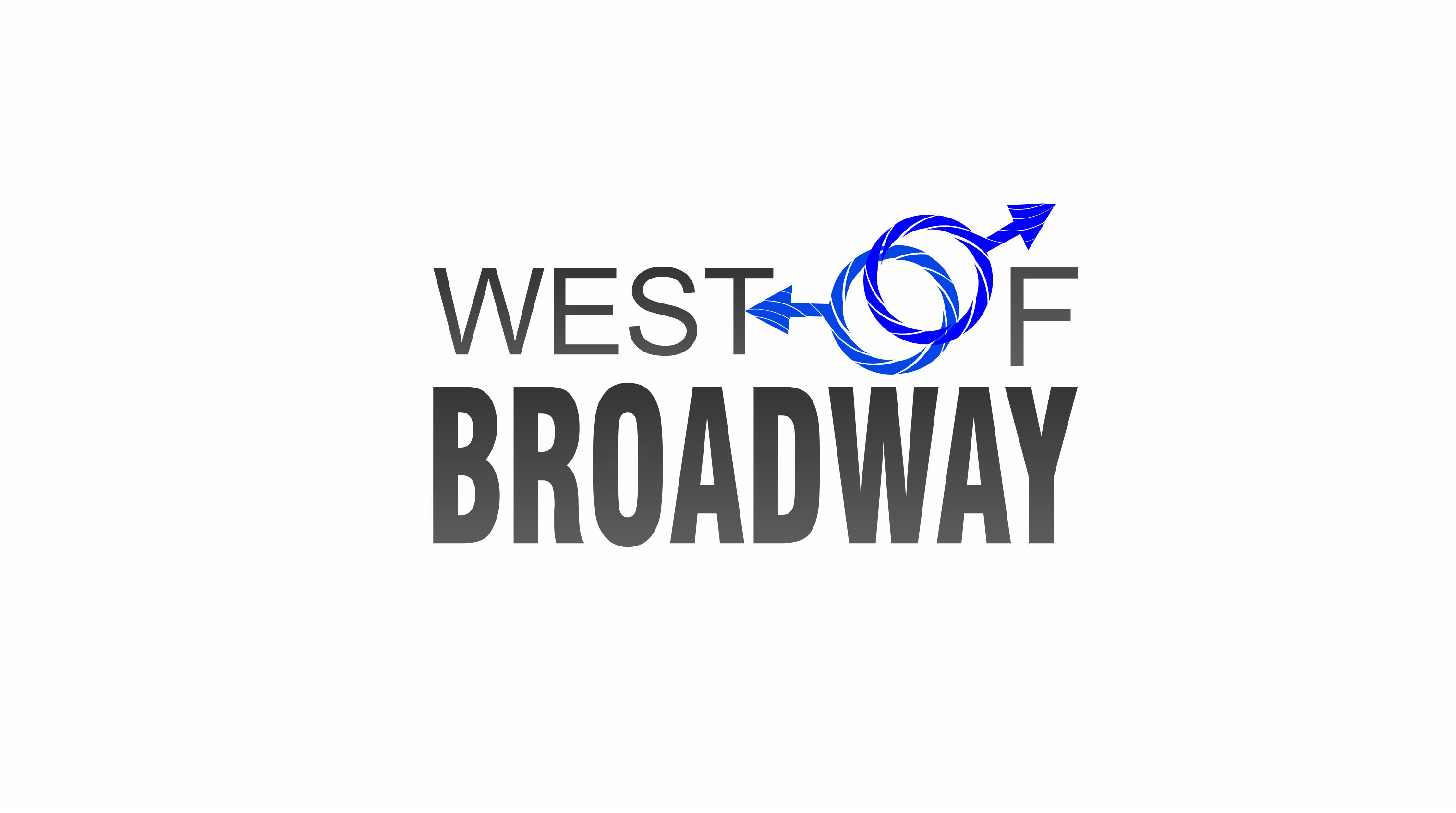 Logo Design by Private User - Entry No. 64 in the Logo Design Contest Unique Logo Design Wanted for West of Broadway.