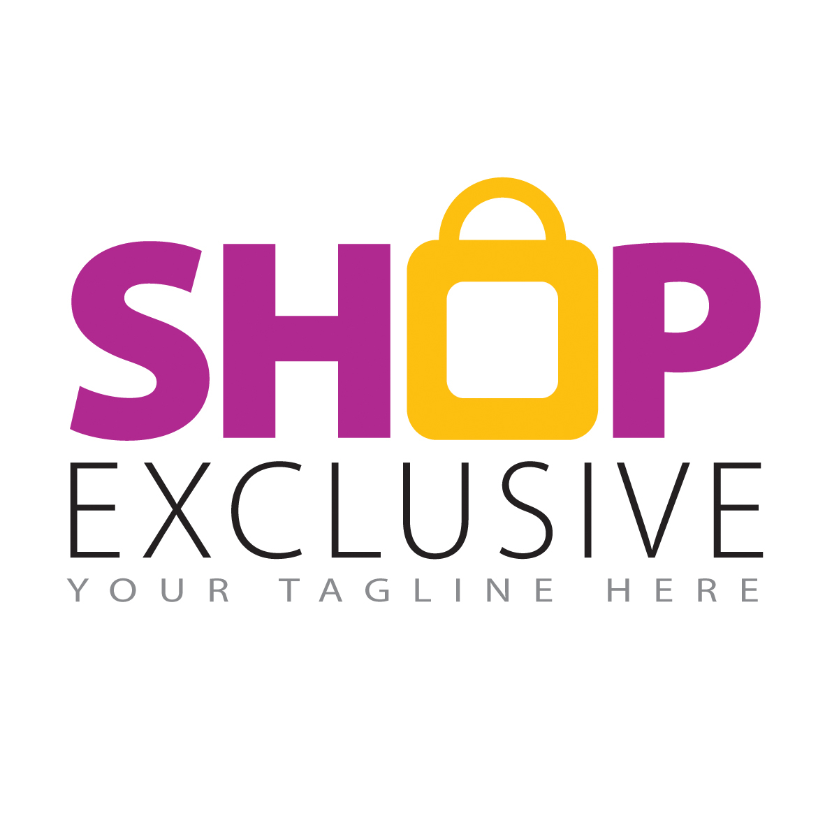 Logo Design by mersina - Entry No. 61 in the Logo Design Contest Logo Design needed for branding exciting new company:  ShopExclusive.ca.