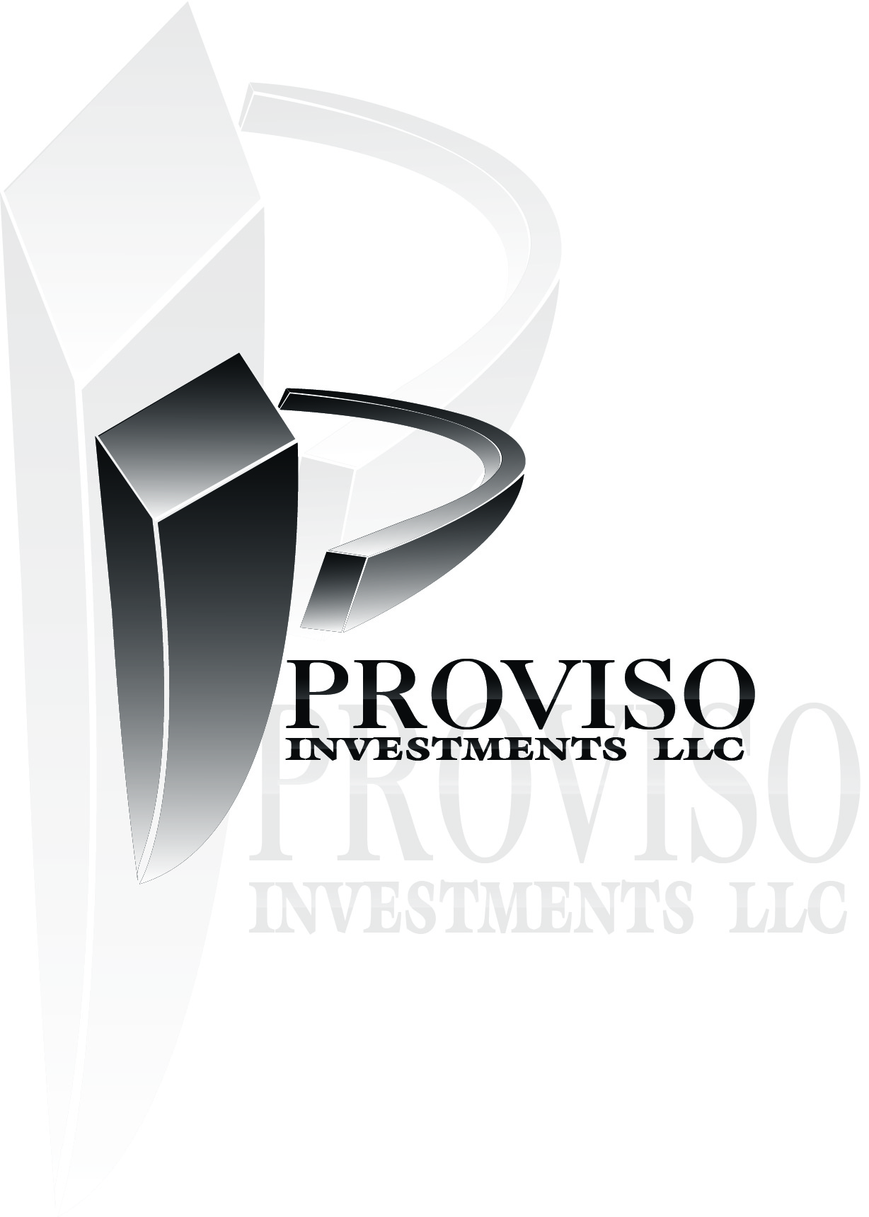 Logo Design by Private User - Entry No. 77 in the Logo Design Contest New Logo Design for PROVISO INVESTMENTS,LLC.