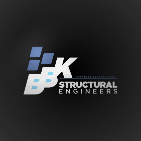 Logo Design by Private User - Entry No. 80 in the Logo Design Contest Logo Design Needed for Exciting New Company BBK Consulting Engineers.