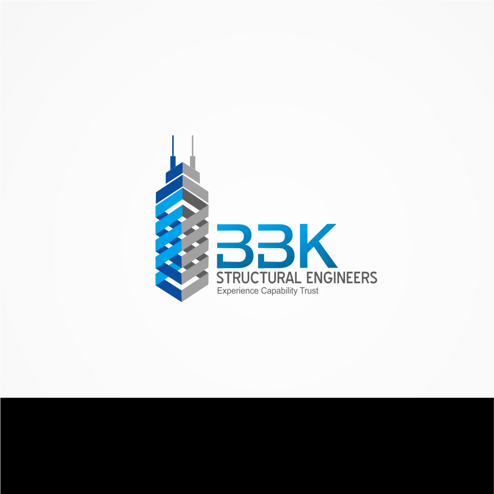 Logo Design by Raja Gowa - Entry No. 82 in the Logo Design Contest Logo Design Needed for Exciting New Company BBK Consulting Engineers.