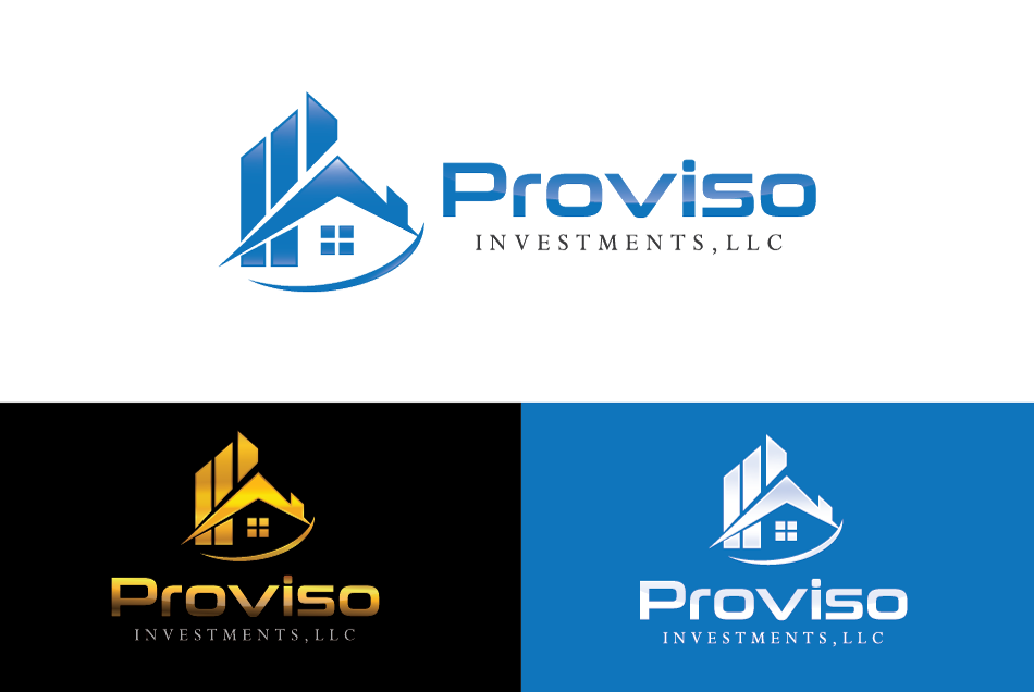 Logo Design by Dipin Bishwakarma - Entry No. 81 in the Logo Design Contest New Logo Design for PROVISO INVESTMENTS,LLC.