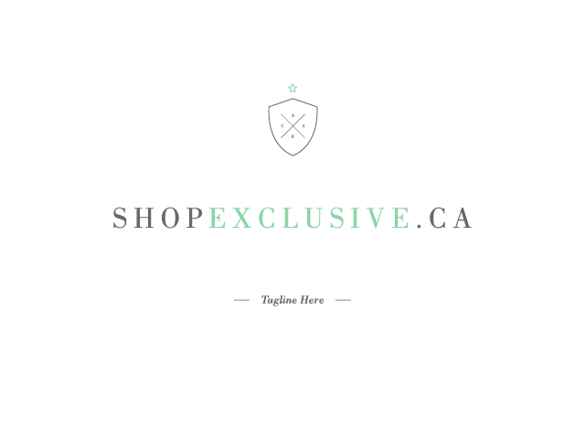Logo Design by Gabby Menchaca - Entry No. 66 in the Logo Design Contest Logo Design needed for branding exciting new company:  ShopExclusive.ca.
