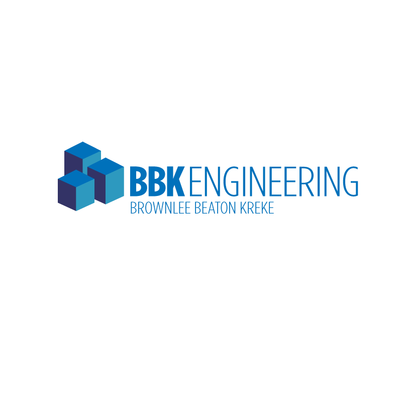 Logo Design by Peter Grubb - Entry No. 87 in the Logo Design Contest Logo Design Needed for Exciting New Company BBK Consulting Engineers.