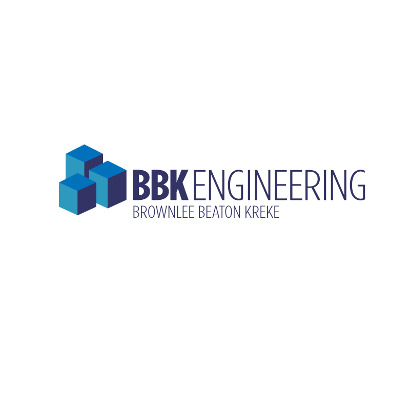 Logo Design by Peter Grubb - Entry No. 88 in the Logo Design Contest Logo Design Needed for Exciting New Company BBK Consulting Engineers.