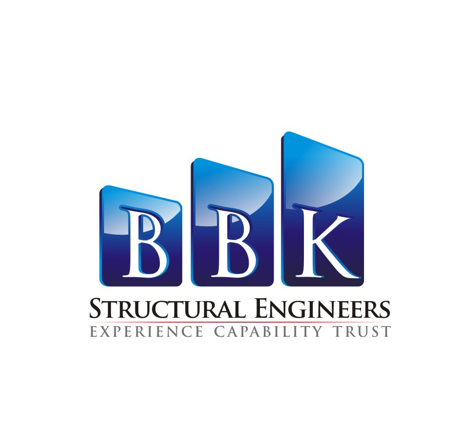 Logo Design by Reivan Ferdinan - Entry No. 90 in the Logo Design Contest Logo Design Needed for Exciting New Company BBK Consulting Engineers.