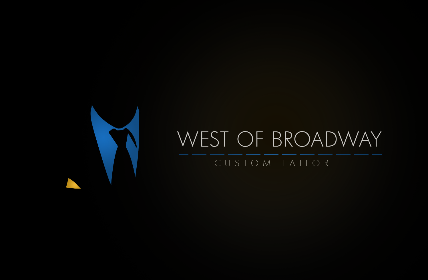 Logo Design by Private User - Entry No. 70 in the Logo Design Contest Unique Logo Design Wanted for West of Broadway.