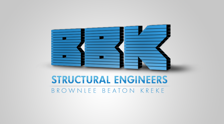 Logo Design by Private User - Entry No. 94 in the Logo Design Contest Logo Design Needed for Exciting New Company BBK Consulting Engineers.