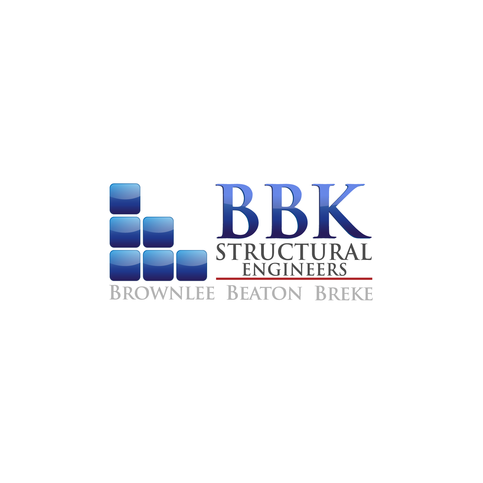 Logo Design by rockin - Entry No. 95 in the Logo Design Contest Logo Design Needed for Exciting New Company BBK Consulting Engineers.