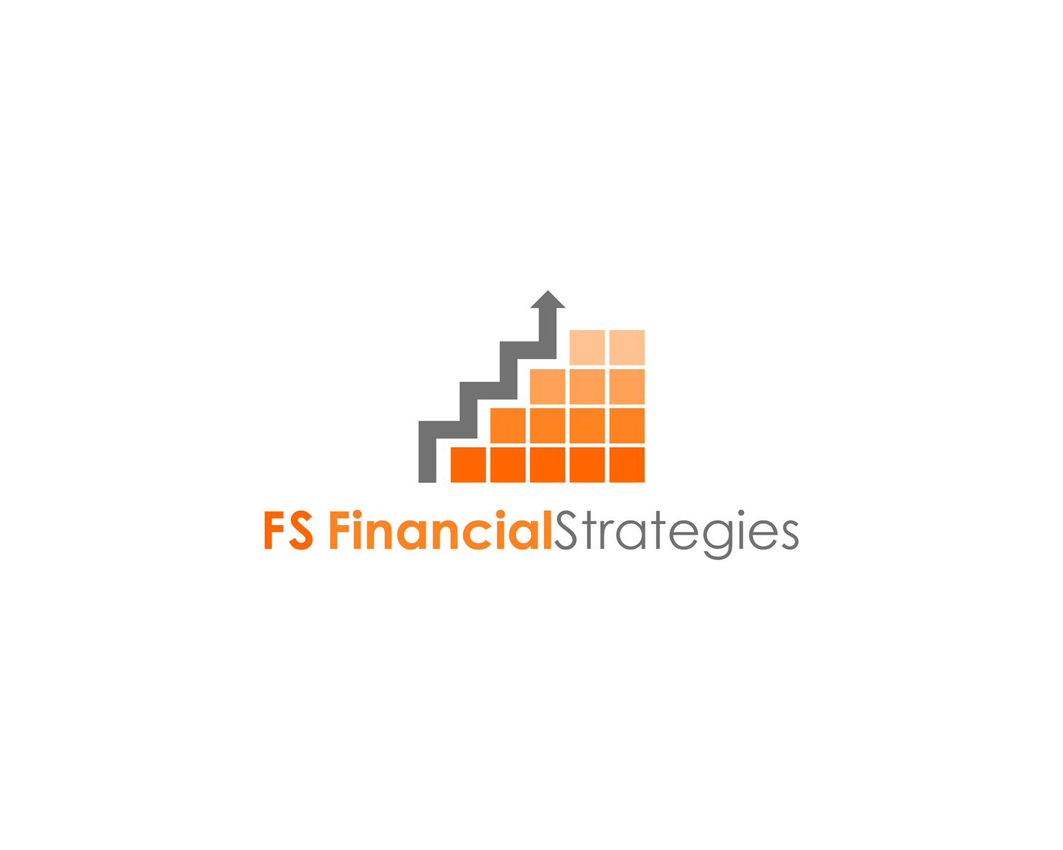 Logo Design by Qoaldjsk - Entry No. 138 in the Logo Design Contest Logo Design Needed for Exciting New Company FS Financial Strategies.