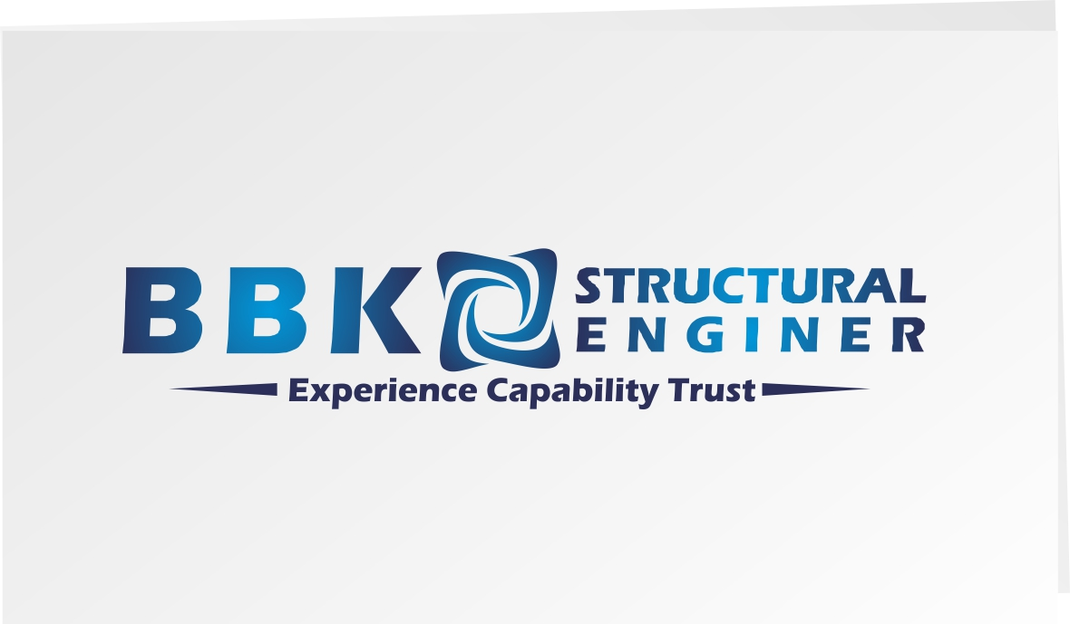 Logo Design by Hudy Wake - Entry No. 100 in the Logo Design Contest Logo Design Needed for Exciting New Company BBK Consulting Engineers.