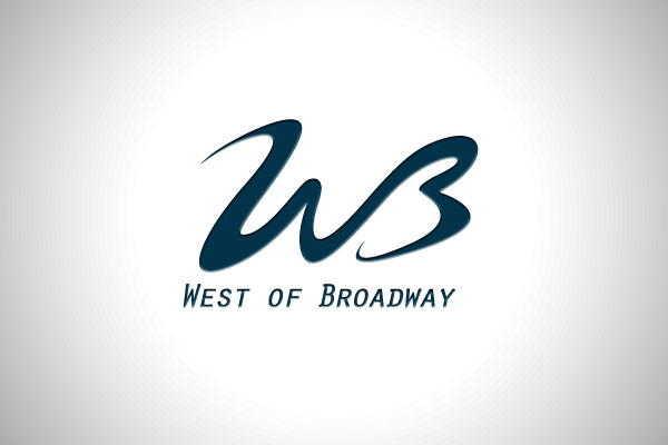 Logo Design by j2kadesign - Entry No. 73 in the Logo Design Contest Unique Logo Design Wanted for West of Broadway.