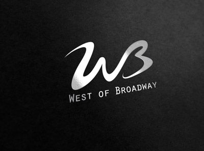 Logo Design by j2kadesign - Entry No. 74 in the Logo Design Contest Unique Logo Design Wanted for West of Broadway.