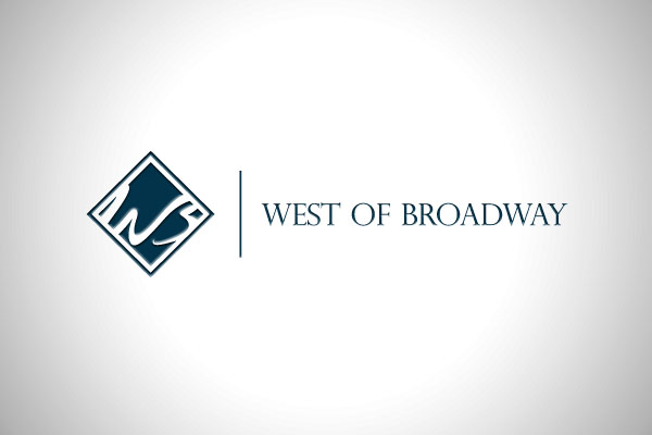 Logo Design by j2kadesign - Entry No. 75 in the Logo Design Contest Unique Logo Design Wanted for West of Broadway.