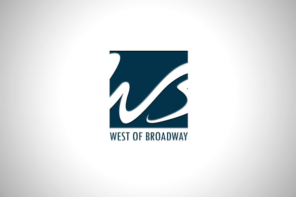 Logo Design by j2kadesign - Entry No. 77 in the Logo Design Contest Unique Logo Design Wanted for West of Broadway.