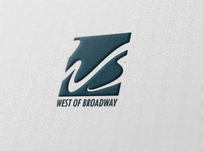 Logo Design by j2kadesign - Entry No. 78 in the Logo Design Contest Unique Logo Design Wanted for West of Broadway.