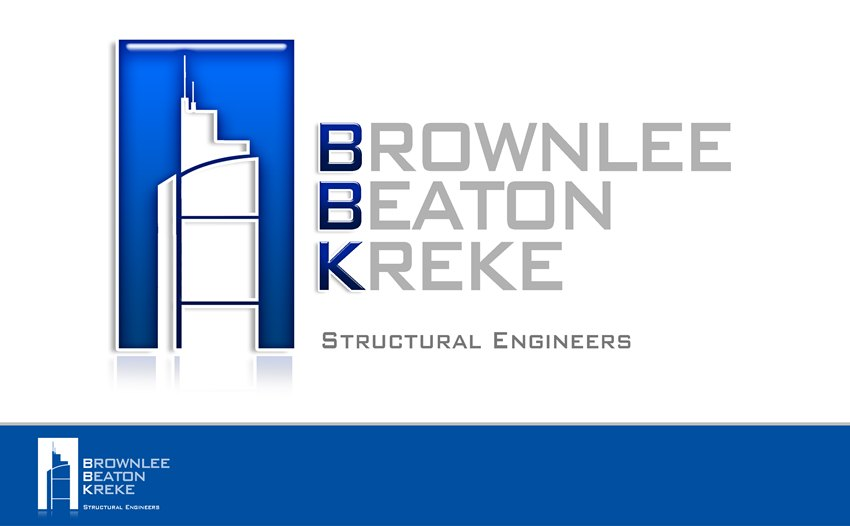 Logo Design by Respati Himawan - Entry No. 101 in the Logo Design Contest Logo Design Needed for Exciting New Company BBK Consulting Engineers.