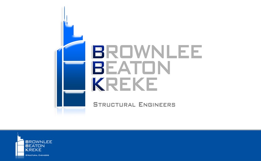 Logo Design by Respati Himawan - Entry No. 102 in the Logo Design Contest Logo Design Needed for Exciting New Company BBK Consulting Engineers.