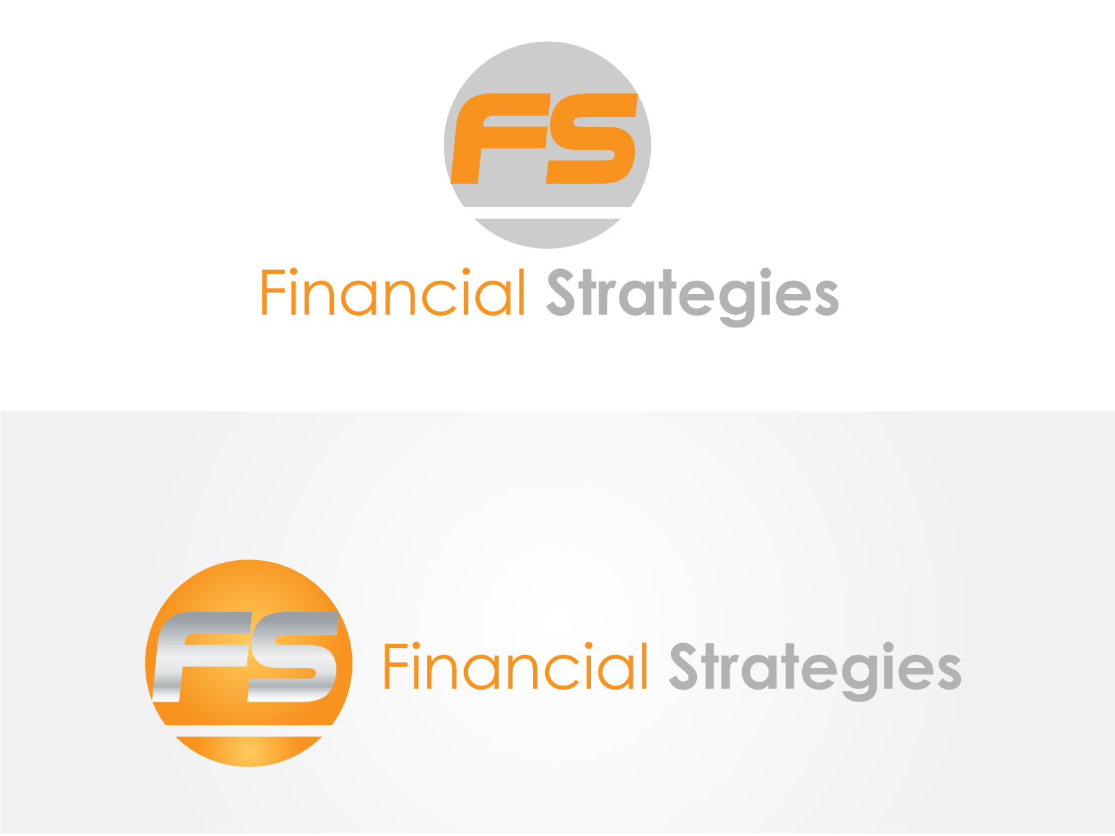 Logo Design by Jagdeep Singh - Entry No. 157 in the Logo Design Contest Logo Design Needed for Exciting New Company FS Financial Strategies.